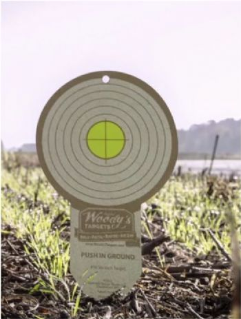 "Woodys Targets 6"" 6 Pack All Caliber Wooden Shooting Practice Targets W18"
